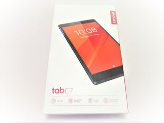 Lenovo TAB E7 17,7 cm (7,0 Zoll WSVGA Touch) Tablet-PC