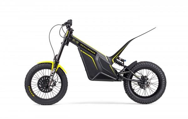 KUBERG Challenger - Elektro Trial Bike 24 Zoll